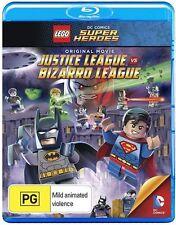 LEGO - Batman Justice League Vs Bizarro League (Blu-ray, 2015)