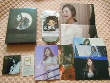 Girls' Generation SNSD Yuri 3 DVD Goods Set w/Gif K-POP Hong Kong Japan Concert