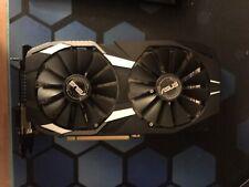 ASUS Radeon Dual RX 580 OC 8?GB GDDR5 Grafikkarte