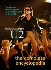 """""""U2"""": The Complete Encyclopedia (Travelpack Periplus) By Mark Chatterton"""""""