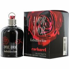 Amor Amor Forbidden Kiss Eau De Toilette Spray 100 ml