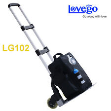 6 Hours Newest Lovego portable oxygen concentrator LG102 with Three Batteries