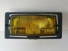 Valeo CIBIE 150 Yellow Aux Lamp Bumper mount Renault Peugeot  Used Condition