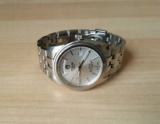 Mens Stainless Steel Day Date Rolex Tudor Geneve Automatic
