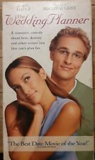 The Wedding Planner (VHS, 2001)