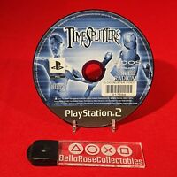 TimeSplitters - Sony Playstation 2 PS2 PAL Game *BellaRoseCollectables*