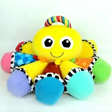 Lamaze Octopus Baby plush soft toy doll Horn Squeeze Honk