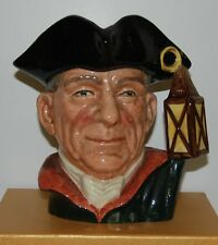 LARGE ROYAL DOULTON CHARACTER NIGHT WATCHMAN D6569 *** EXCELLENT CONDITION ***