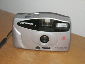 Olympus AF-10XB 35mm Compact Film Camera - Good Condition - Fully Working