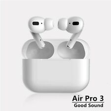 Apple Airpod Pro 3 Bluetooth TWS Wireless HiFi Music Earbuds For Android ios