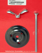 NEW! 1964 - 1965 Ford Mustang Spare Tire Mounting Kit Nut, Plate, Bolt 3 pc Kit
