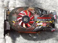 XFX ATI Radeon HD 5770, 1GB DDR5, DUAL DVI, HDMI, Display Port