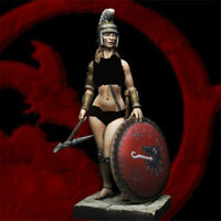 1/24 Ancient female SOLDIER Resin Kits Unpainted Model GK Unassembled