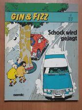 Gin & Fizz Nr. 06 Schock wird gejagt Kult