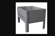 Mangal Portable Barbecue Grill Folding Steel Case.