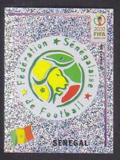 Panini - Korea Japan 2002 World Cup - # 44 Senegal Foil Badge
