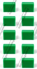 10PCS REPLACEMENT  CROSSFADER KNOB FOR PIONEER  DJM800 DJM700 DAC2371 GREEN