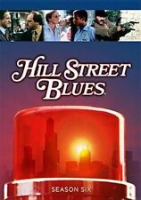 Hill Street Blues Season 6 5 Disc DVD