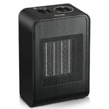 NEW Ceramic Electric Heater - Ceramic Fan Space Heater 1500W Power  2 Settings