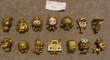 MOSHI MONSTERS - SERIES 4 GOLD FIGURES - BRAND NEW - NEVER PLAYED WITH