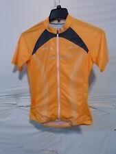 Louis Garneau Women's Equipe GT Series Cycling Jersey 2 XL Orange Pop
