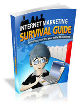 Internet Marketing Survival Guide Pdf eBook W/Master Resell Rights