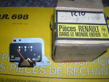 RENAULT R10 - R10 MANOMETRE DE BATTERIE VEGLIA NEUF ORIGINE D'EPOQUE