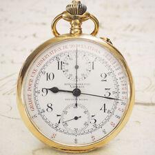 Taschenuhren mit Chronograph