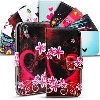 Handy Hülle Motiv für Sony Xperia Etui Flip Case Tasche Schutz Cover Schutzhülle