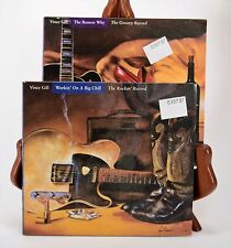 FREE SHIP 2 Vince Gill Music CDs Workin On a Big Chill & The Reason Why