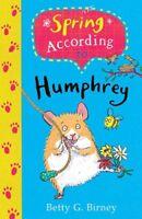 Spring According to Humphrey (Humphrey 12),Betty G. Birney, Jason Chapman