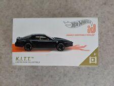 2019 Hot Wheels ID K. I. T. T. KNIGHT RIDER KITT VHTF, IN-HAND, FREE SHIPPING!!!
