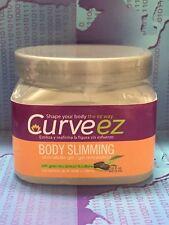 CURVEEZ Reducing Fat CAFFEINE Anti-Cellulite Body Slimming Gel reductor reducing