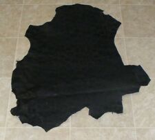 (Vve9743) Hide of Blue Printed Lambskin Leather Hide Skin