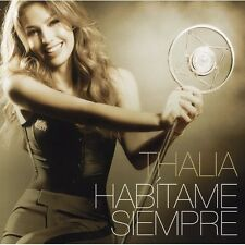Habitame Siempre Thalia + 3 bonus tracks CD Sealed ! New ! 2012
