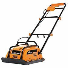 Compaction Plate Wacker Compactor Electric Garden Ground Work Patio slabs New
