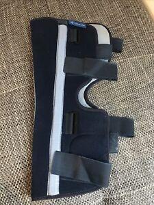 Thuasne Orthocare Att.Ligaflex Immo 0Grad Schiene Knie Gebraucht