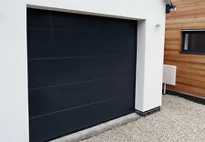 DESIGNER SECTIONAL GARAGE DOOR FREE COLOUR CHOICE INSULATED NOT ROLLER SHUTTER