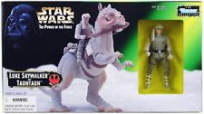 Power of the Force 2 Beast Assortment Luke Skywalker and Taun-Taun
