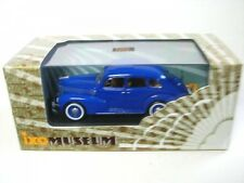 Opel Kapitän Sedán 2ª Generación Año Fabricación 1950 azul 1 43 Ixo