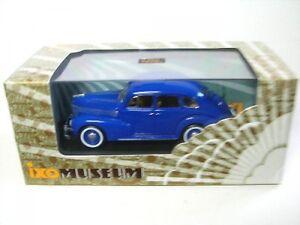 Vauxhall Captain (Blue) 1950