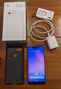 Google Pixel 3 XL - 64GB - Clearly White (Verizon)