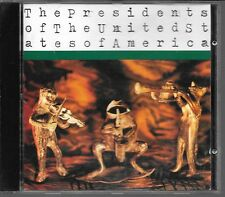 CD ALBUM 13 TITRES--THE PRESIDENTS OFF THE UNITED STATE OF AMERICA--1995
