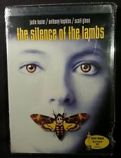 The Silence of the Lambs (DVD, 2001, Pan  Scan Special Edition) Factory sealed