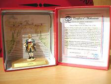 CBG MIGNOT COFFRET VOLTAIRE ECRIVAIN CELEBRE EDITION LIMITEE lead toy soldier