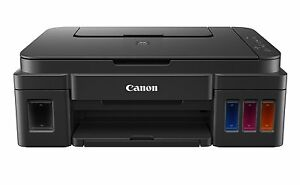 New Canon Pixma G2900 Inkjet Printer Scan Copy Built in Ink Tank System