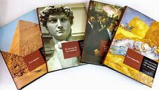 Colección Las Grandes Creaciones del Hombre 4 volúmenes y 24 DVDs Espasa VGC