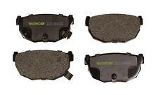 Monroe DX272 Rr Premium Semi Metallic Brake Pads
