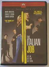 THE ITALIAN JOB DVD (#DVD00046)