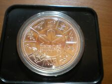 1978 $1 Canadian Dollar Commonwealth Games, Edmonton Canada - Free Shipping